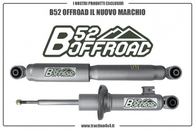B52 OFFROAD THE NEW BRAND OF OUTDOOR PRODUCTS