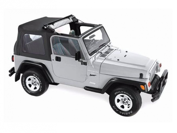 FLIP TOP JEEP WRANGLER TJ