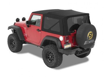 CAPPOTTINA SUPER TOP NX BESTOP JEEP WRANGLER JK 2 PORTE
