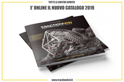 CATALOGUE TRACTION4x4 2019