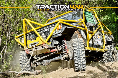 III° RACE XTC 2017 TEAM TRACTION4x4 COLLAZZONE