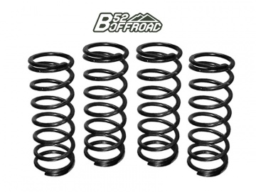 KIT OF 4 COILS B52 OFFROAD +4/5 CM FOR LAND ROVER DISCOVERY 200/300TDI