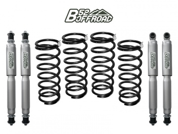 LIFT KIT B52 OFFROAD +4/5 CM FOR LAND ROVER DEFENDER 90