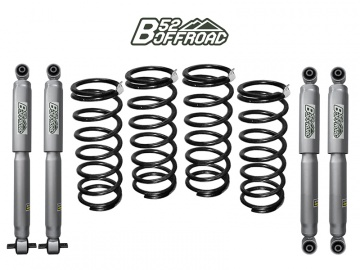 LIFT KIT B52 OFFROAD +4/5 CM FOR LAND ROVER DISCOVERY 2 (TD5)