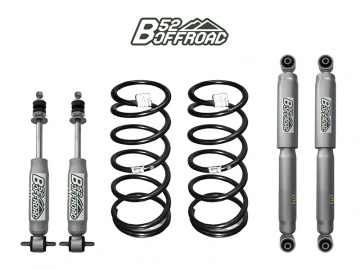 LIFT KIT B52 OFFROAD +4 CM FOR HYUNDAI GALLOPER