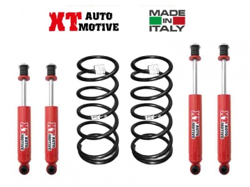 KIT DI RIALZO COMPLETO XT AUTOMOTIVE +4 CM PER HYUNDAI TERRACAN