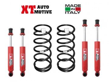 LIFT KIT XT AUTOMOTIVE + 4 CM FOR MITSUBISHI PAJERO 3 DOORS