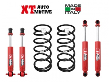 LIFT KIT XT AUTOMOTIVE + 4 CM FOR MITSUBISHI PAJERO L040 5 DOORS