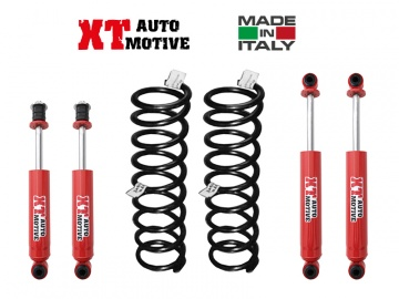 LIFT KIT XT AUTOMOTIVE + 4 CM FOR NISSAN TERRANO 5 DOORS
