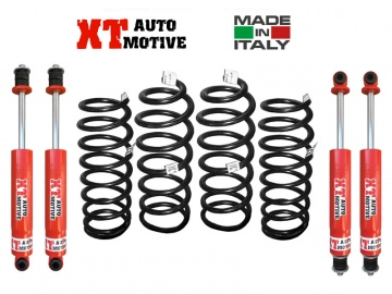 KIT DI RIALZO COMPLETO XT AUTOMOTIVE +6 CM PRO VERSION PER MERCEDES G