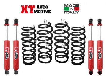 LIFT KIT XT AUTOMOTIVE FOR TOYOTA HDJ 80 WITH WINCH