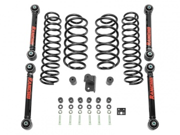 "RANCHO +2,5"" (6CM) LIFT KIT FOR JEEP WRANGLER TJ"