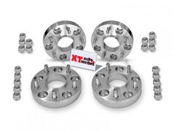 KIT ALUMINUM WHEEL SPACERS - DAIHATSU TERIOS