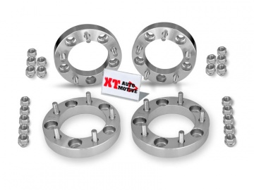 KIT ALUMINUM WHEEL SPACERS - SUZUKI 30MM