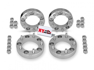 KIT ALUMINUM WHEEL SPACERS - SUZUKI