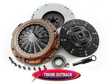 KIT FRIZIONE RINFORZATA CON VOLANO XTREME OUTBACK STAGE 1AX PER NISSAN PATROL GR Y61 2.8 TD