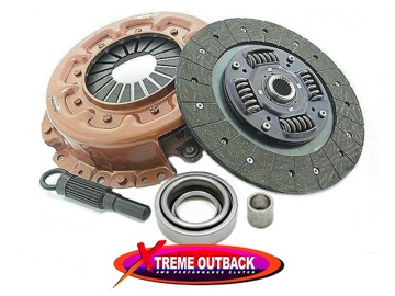 HEAVY DUTY CLUTCH KIT XTREME OUTBACK STAGE 1A FOR NISSAN PATROL GR Y60