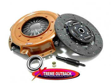 HEAVY DUTY CLUTCH KIT XTREME OUTBACK STAGE 1A FOR NISSAN PATROL GR Y61 3.0 TD (UNTIL 2004)