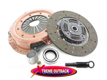 HEAVY DUTY CLUTCH KIT XTREME OUTBACK STAGE 1A FOR NISSAN PATROL GR Y61 3.0 TD (FROM 2004)