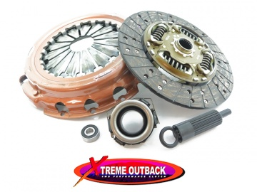 HEAVY DUTY CLUTCH KIT XTREME OUTBACK STAGE 1A FOR TOYOTA KZJ70/73