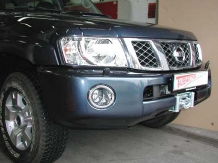 Traction 4x4 kit montaggio nissan patrol gr y61 for Nissan offerte speciali