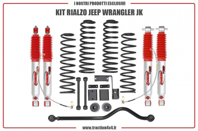 KIT RIALZO JEEP WRANGLER JK