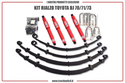 LIFT KIT TOYOTA BJ 70/71/73