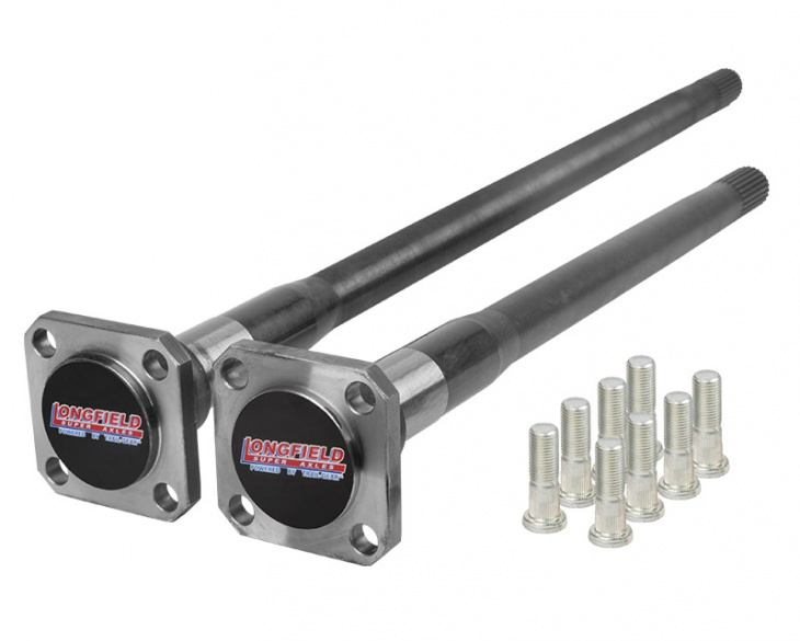 REINFORCED AXLE SHAFTS FOR SUZUKI SAMURAI