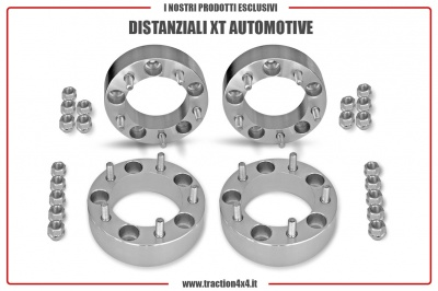 NEW XT AUTOMOTIVE WHEEL SPACERS